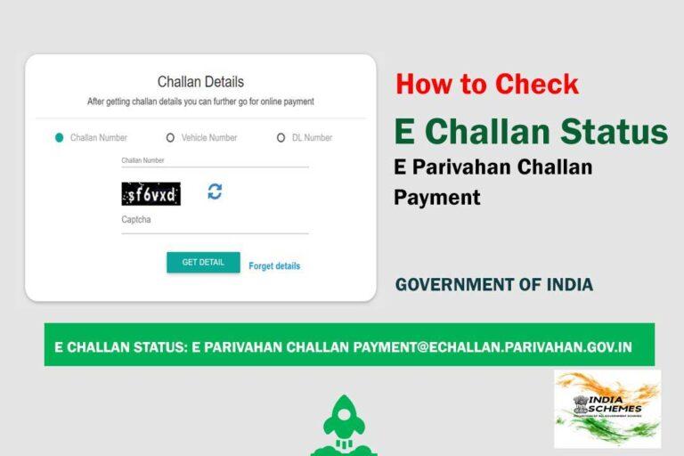 Online Challan Payment