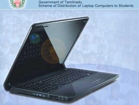 TN Free Laptop Scheme