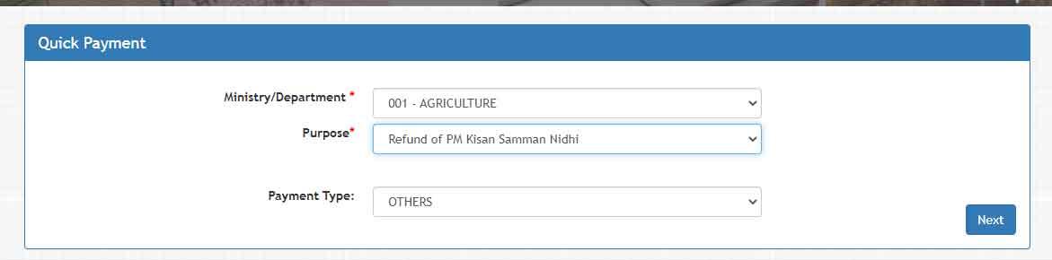 PM kisan Nidhi