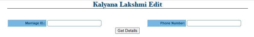Kalyana Lakshmi Shaadi Mubharak Edit