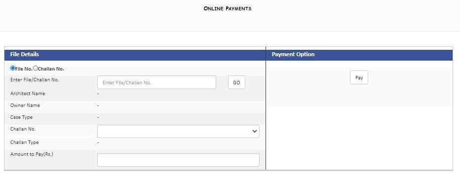DPMS Online Payment