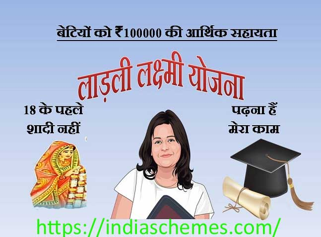 Madhya Pradesh Ladli Laxmi Yojana