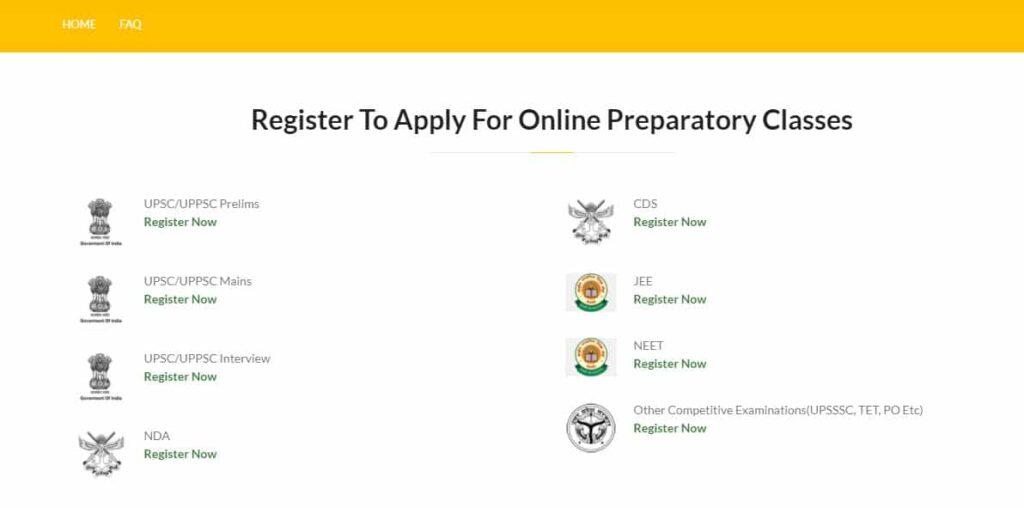 Abhyudaya Yojana Online Registration