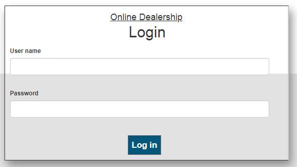 Distributor / Dealer login Process