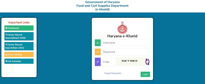 ekharid.haryana.gov.in
